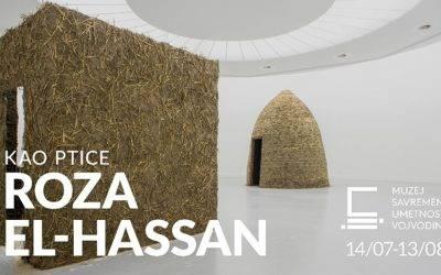 Róza EL-Hassan – Like the Birds