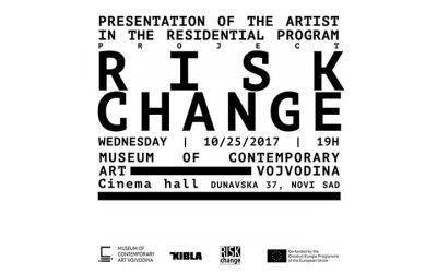 Sound art | Prezentacija umetnika u rezidencijalnom programu