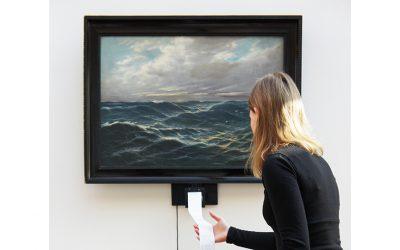 Dunavski dijalozi 2019. Centralna izložba – Percepcija savremenosti – Univerzalno more