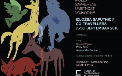 SAPUTNICI/CO-TRAVELLERS