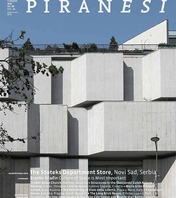 Arhitektonski časopis za kulturu prostora