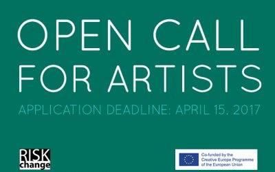 Javni poziv za umetnike