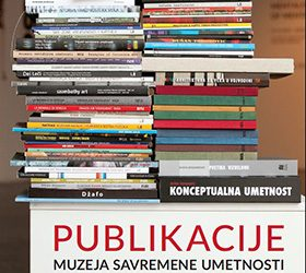 Publikacije Muzeja savremene umetnosti Vojvodine (1969–2016)