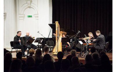 KAGEL – Počeci muzičkog teatra – Koncert kolektiva za promociju savremene muzike studio 6