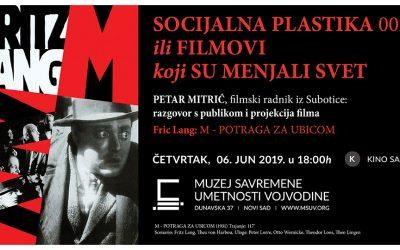Socijalna plastika 002 ili filmovi koji su menjali svet