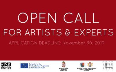 Javni poziv – Rezidencijalni boravak za umetnika/cu ili eksperta/kinje u Novom Sadu