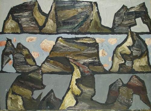 MSUV: Boško Petrović, Kreveti na sprat, 1958.