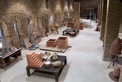 TERRA: Internacionalni simpozijum skulpture TERRA